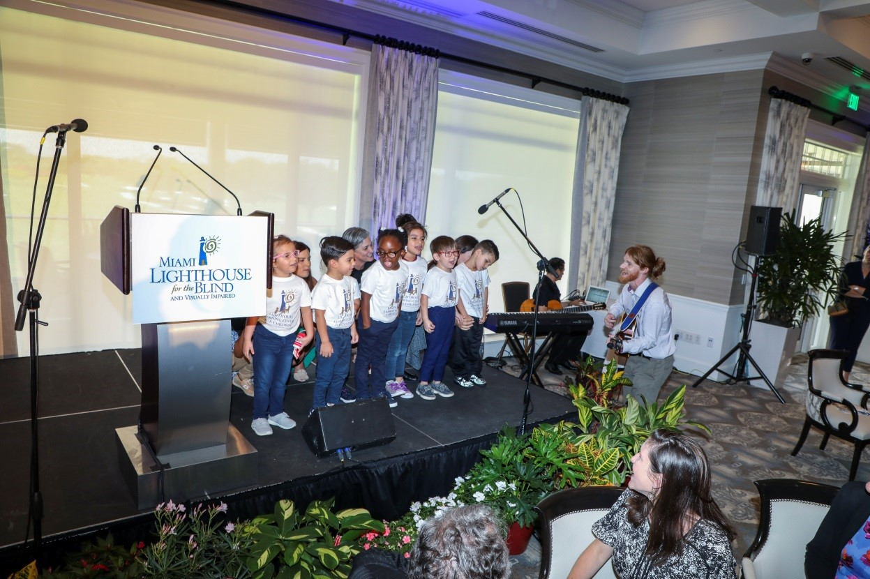 Performance by our Miami Lighthouse Learning Center for Children™