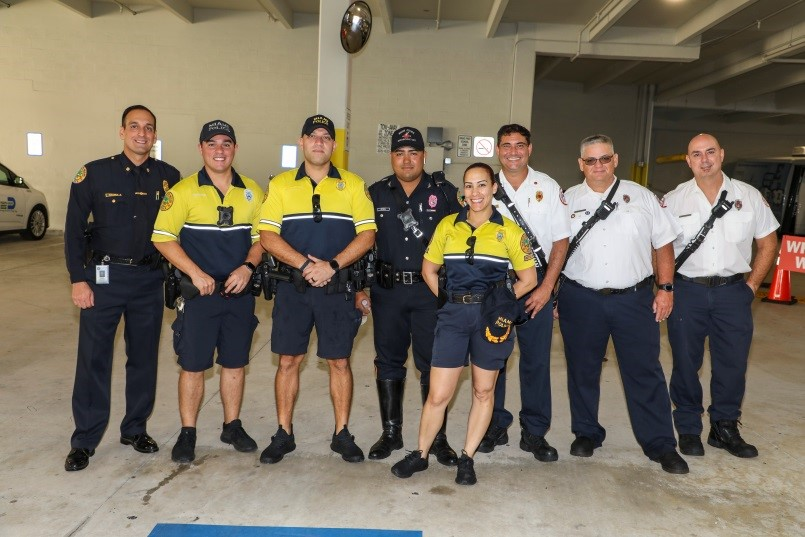 City of Miami Police Department and City of Miami Fire-Rescue